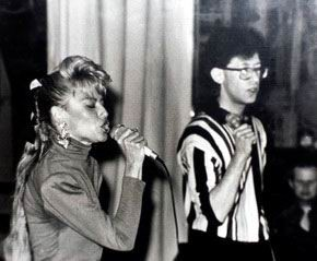 Понаровская и Кваша