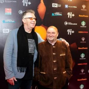 Олег Кваша и Валерий Костин
